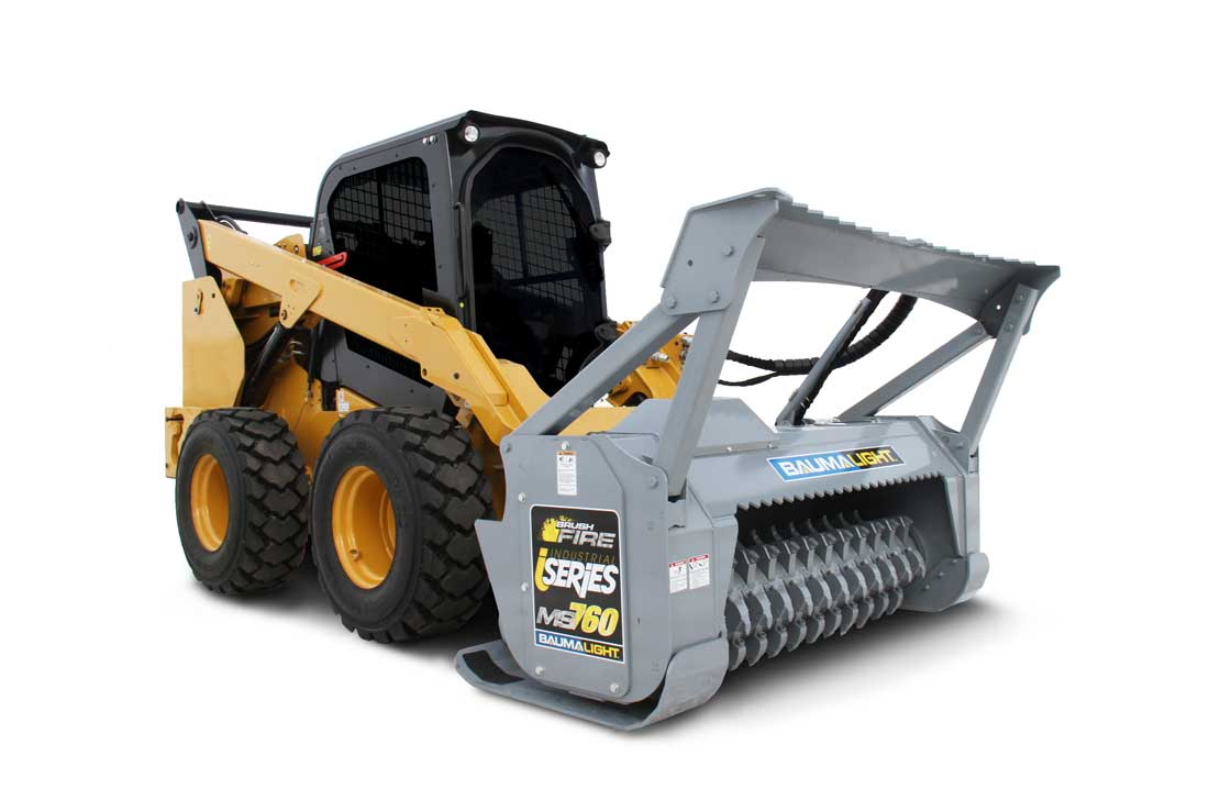 Brush Fire 700 Series Skid steer