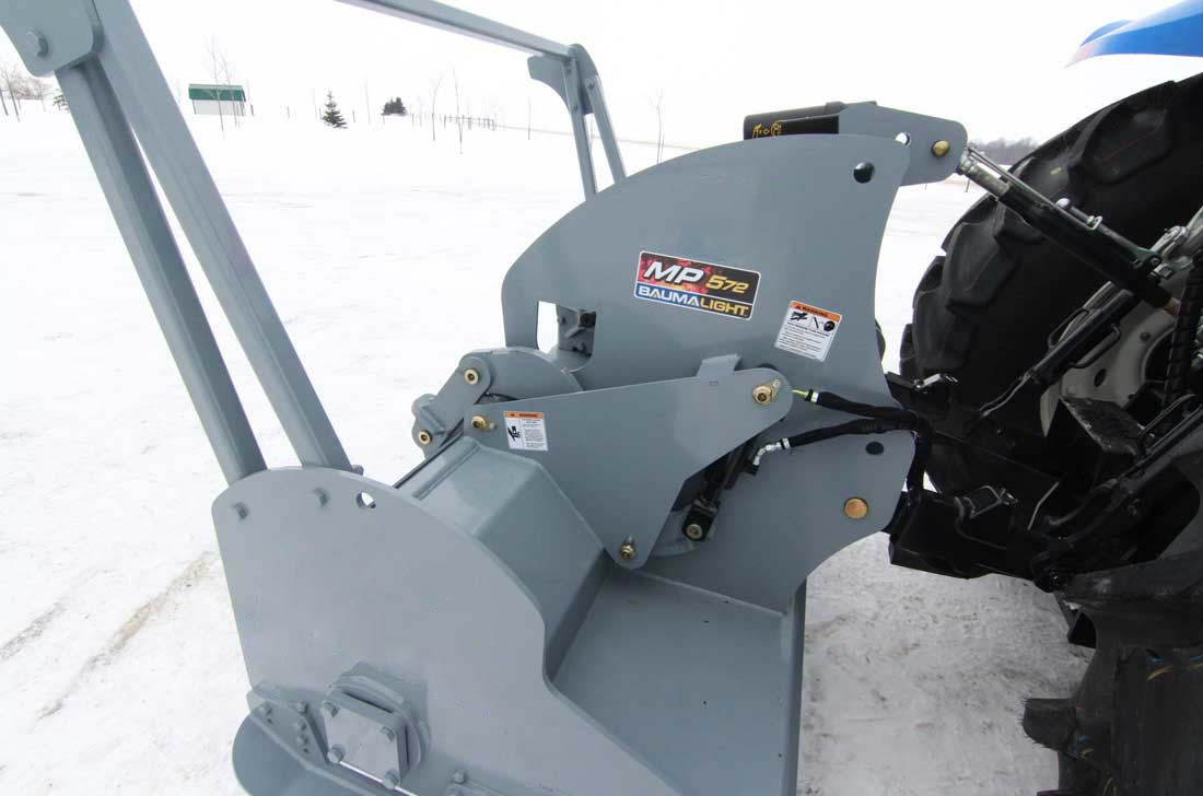 Baumalight PTO Brush mulcher