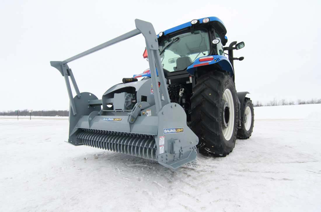 MP572 Baumalight mulcher