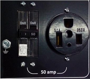 Baumalight Tx Amp Welder Receptacle
