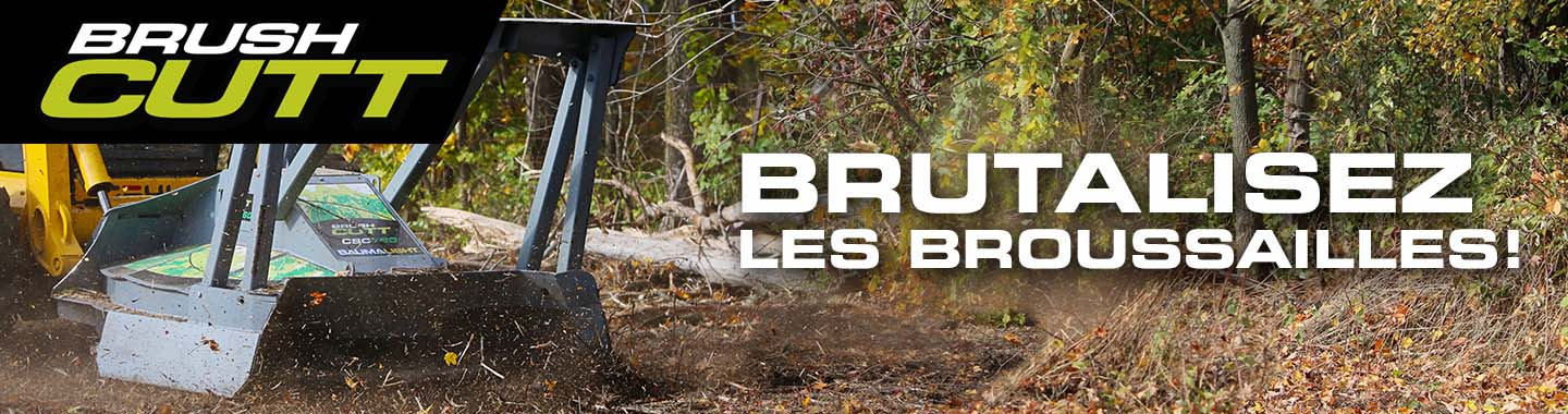 Brush Cutt Disk Mulcher Home Page Banner