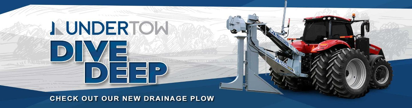 Undertow Drainage Plow Home Page Banner