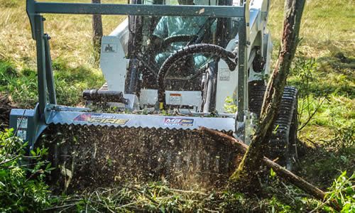 Skid Steer in Action